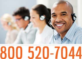 Call to our dispatch. Tel: (800) 520-7044
