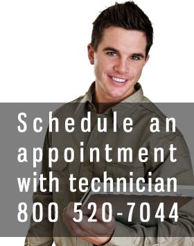 Contact With Our Technicians. Tel: (800) 520-7044